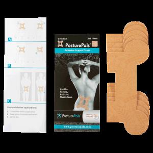 Dynamic Tape PosturePals Square