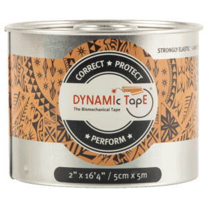 Dynamic Tape Black Tattoo 2""